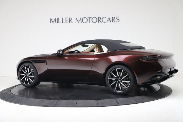 Used 2020 Aston Martin DB11 Volante Convertible for sale $217,900 at Maserati of Westport in Westport CT 06880 16
