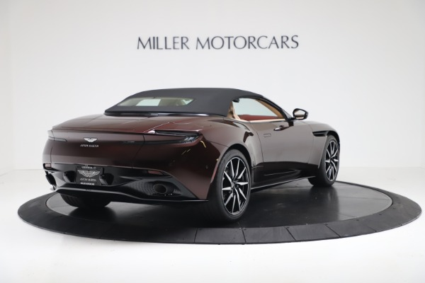 Used 2020 Aston Martin DB11 Volante Convertible for sale $219,900 at Maserati of Westport in Westport CT 06880 17