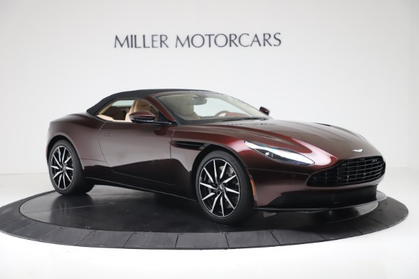 Used 2020 Aston Martin DB11 Volante Convertible for sale $219,900 at Maserati of Westport in Westport CT 06880 19