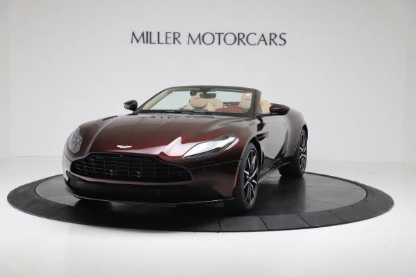 Used 2020 Aston Martin DB11 Volante Convertible for sale $217,900 at Maserati of Westport in Westport CT 06880 2