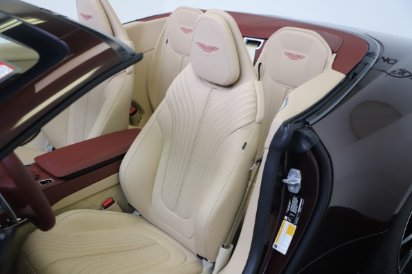Used 2020 Aston Martin DB11 Volante for sale Sold at Maserati of Westport in Westport CT 06880 23