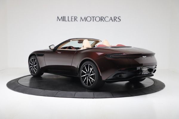 Used 2020 Aston Martin DB11 Volante Convertible for sale $217,900 at Maserati of Westport in Westport CT 06880 4