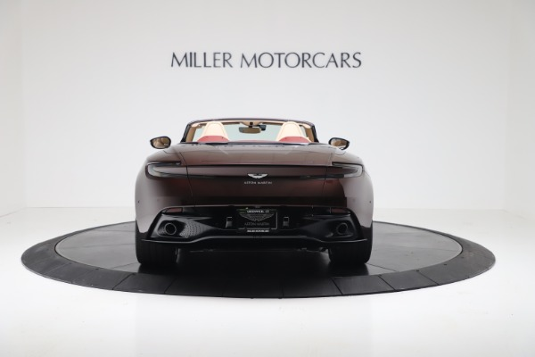 Used 2020 Aston Martin DB11 Volante Convertible for sale $219,900 at Maserati of Westport in Westport CT 06880 5