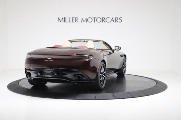 Used 2020 Aston Martin DB11 Volante Convertible for sale $217,900 at Maserati of Westport in Westport CT 06880 6
