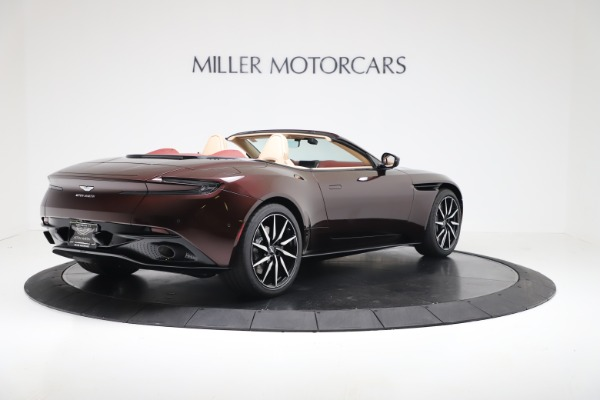 Used 2020 Aston Martin DB11 Volante Convertible for sale $217,900 at Maserati of Westport in Westport CT 06880 7