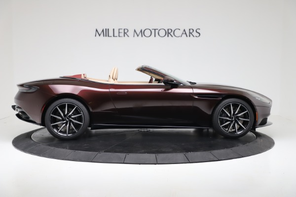 Used 2020 Aston Martin DB11 Volante Convertible for sale $219,900 at Maserati of Westport in Westport CT 06880 8