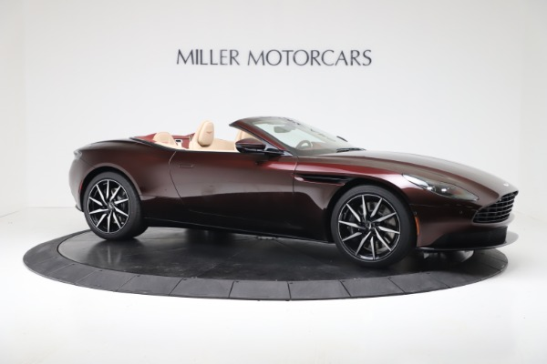 Used 2020 Aston Martin DB11 Volante Convertible for sale $217,900 at Maserati of Westport in Westport CT 06880 9