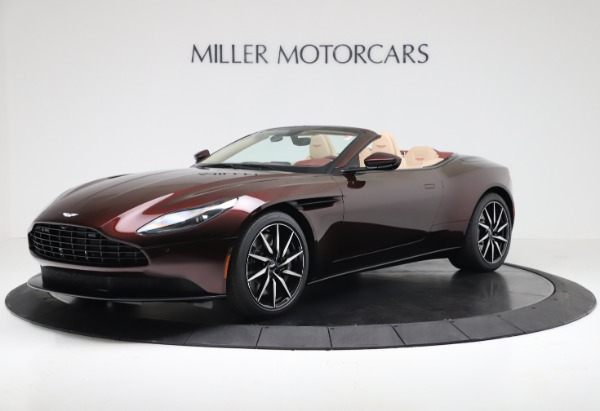 Used 2020 Aston Martin DB11 Volante for sale Sold at Maserati of Westport in Westport CT 06880 1