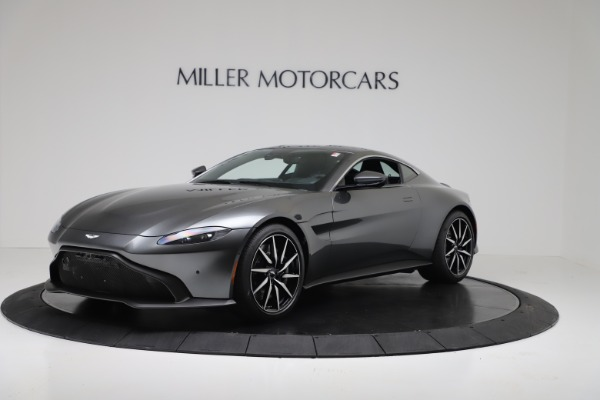 Used 2020 Aston Martin Vantage Coupe for sale $123,900 at Maserati of Westport in Westport CT 06880 17
