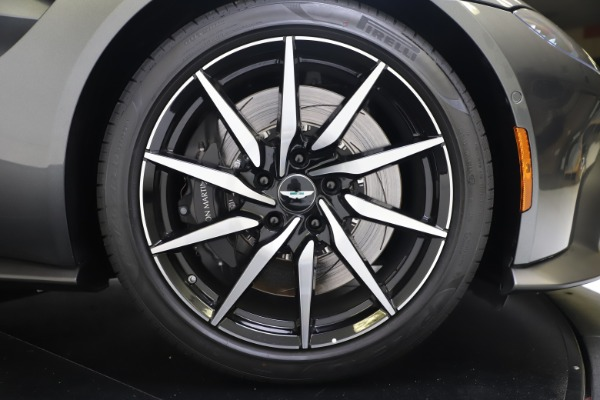 Used 2020 Aston Martin Vantage Coupe for sale $123,900 at Maserati of Westport in Westport CT 06880 18
