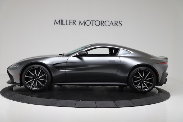 Used 2020 Aston Martin Vantage Coupe for sale $123,900 at Maserati of Westport in Westport CT 06880 2