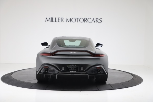Used 2020 Aston Martin Vantage Coupe for sale $123,900 at Maserati of Westport in Westport CT 06880 4