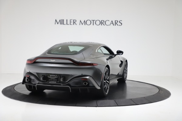 Used 2020 Aston Martin Vantage Coupe for sale $123,900 at Maserati of Westport in Westport CT 06880 5