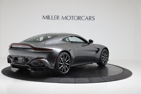 Used 2020 Aston Martin Vantage Coupe for sale $123,900 at Maserati of Westport in Westport CT 06880 6