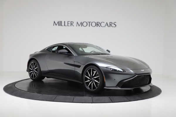 Used 2020 Aston Martin Vantage Coupe for sale $123,900 at Maserati of Westport in Westport CT 06880 9