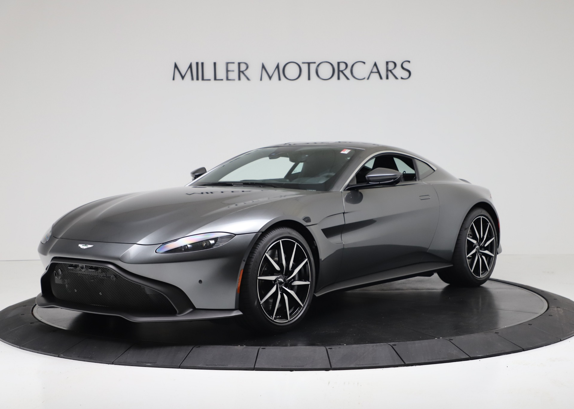 Used 2020 Aston Martin Vantage Coupe for sale $123,900 at Maserati of Westport in Westport CT 06880 1