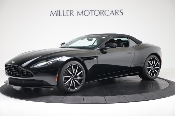 New 2020 Aston Martin DB11 Convertible for sale Sold at Maserati of Westport in Westport CT 06880 13