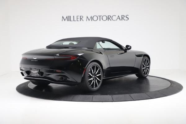 New 2020 Aston Martin DB11 Convertible for sale Sold at Maserati of Westport in Westport CT 06880 16