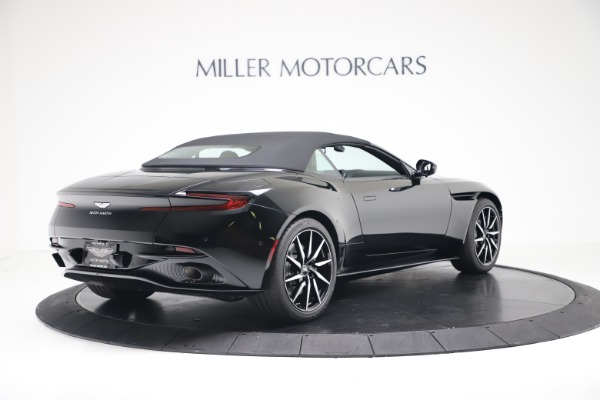 New 2020 Aston Martin DB11 Convertible for sale Sold at Maserati of Westport in Westport CT 06880 17
