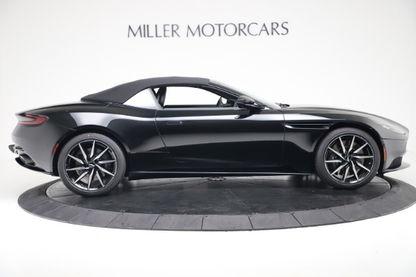 New 2020 Aston Martin DB11 Convertible for sale Sold at Maserati of Westport in Westport CT 06880 18