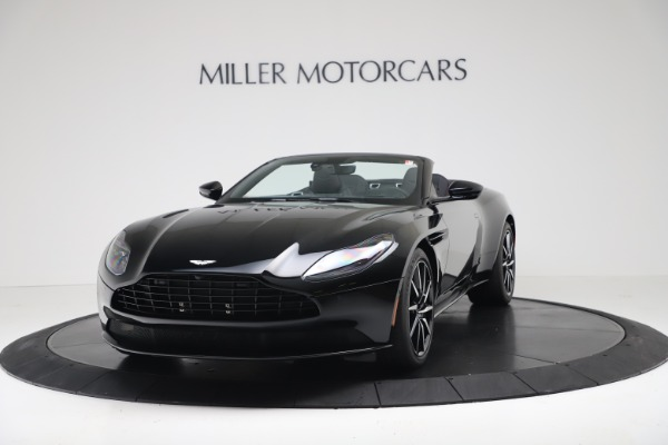 New 2020 Aston Martin DB11 Convertible for sale Sold at Maserati of Westport in Westport CT 06880 2