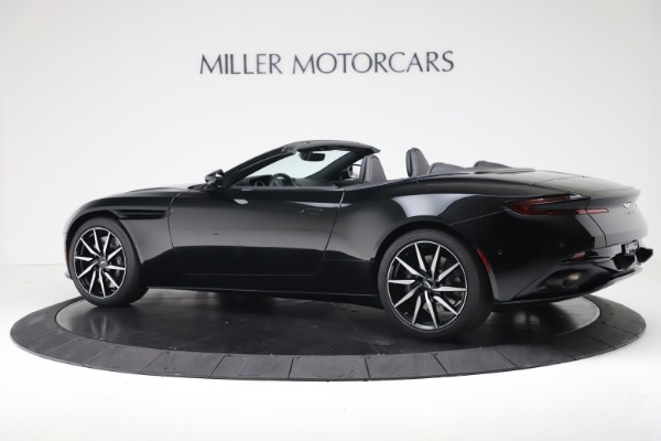 New 2020 Aston Martin DB11 Convertible for sale Sold at Maserati of Westport in Westport CT 06880 4