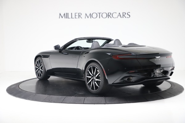 New 2020 Aston Martin DB11 Convertible for sale Sold at Maserati of Westport in Westport CT 06880 5