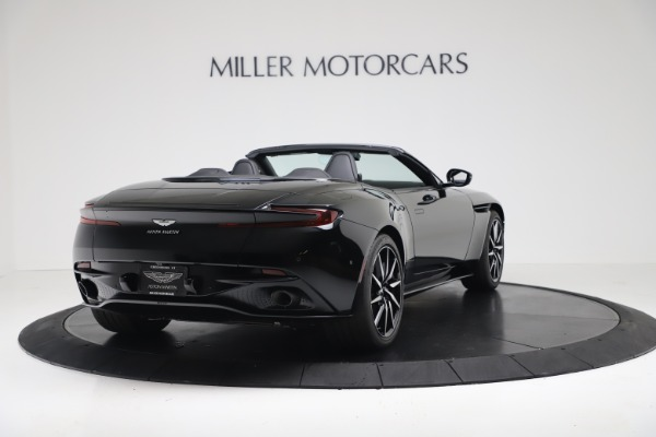 New 2020 Aston Martin DB11 Convertible for sale Sold at Maserati of Westport in Westport CT 06880 7