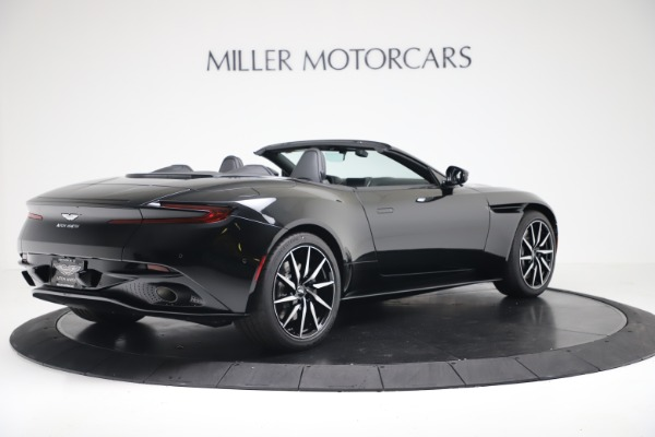 New 2020 Aston Martin DB11 Convertible for sale Sold at Maserati of Westport in Westport CT 06880 8