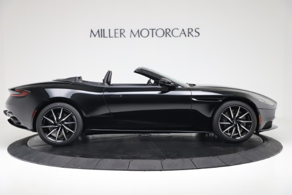 New 2020 Aston Martin DB11 Convertible for sale Sold at Maserati of Westport in Westport CT 06880 9