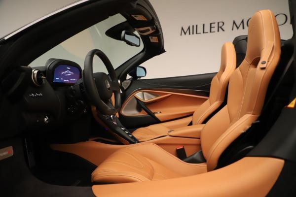 New 2020 McLaren 720S Spider Convertible for sale $372,250 at Maserati of Westport in Westport CT 06880 17