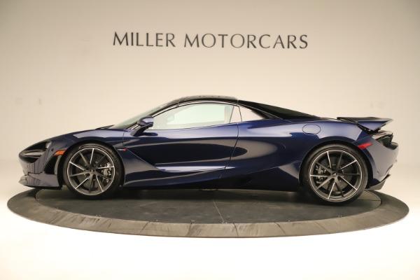 New 2020 McLaren 720S Spider Convertible for sale $372,250 at Maserati of Westport in Westport CT 06880 19