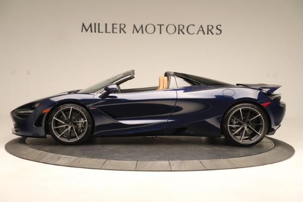 New 2020 McLaren 720S Spider for sale $372,250 at Maserati of Westport in Westport CT 06880 2