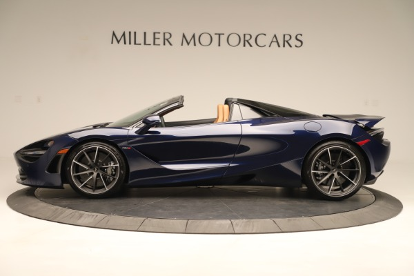 Used 2020 McLaren 720S Spider for sale $349,990 at Maserati of Westport in Westport CT 06880 2