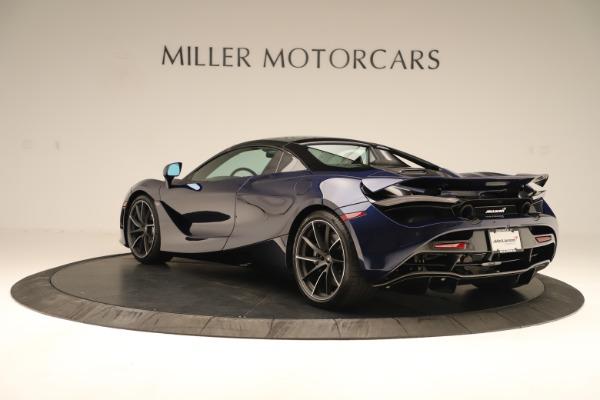 New 2020 McLaren 720S Spider Convertible for sale $372,250 at Maserati of Westport in Westport CT 06880 20
