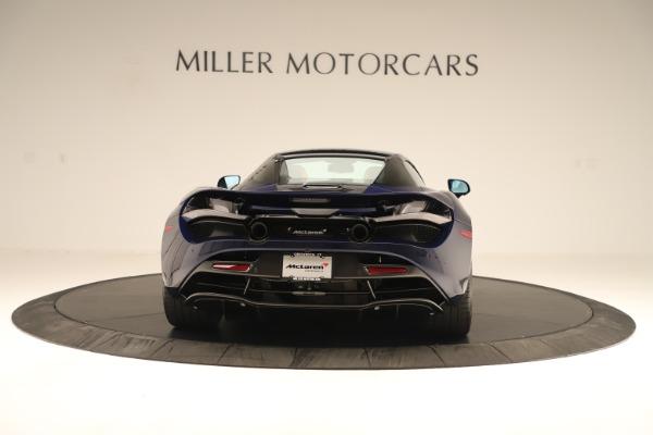 New 2020 McLaren 720S Spider for sale $372,250 at Maserati of Westport in Westport CT 06880 21
