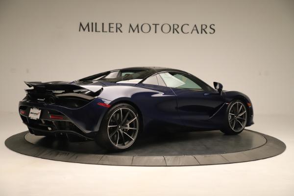 New 2020 McLaren 720S Spider Convertible for sale $372,250 at Maserati of Westport in Westport CT 06880 22