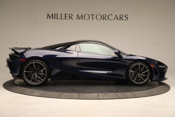 New 2020 McLaren 720S Spider Convertible for sale $372,250 at Maserati of Westport in Westport CT 06880 23