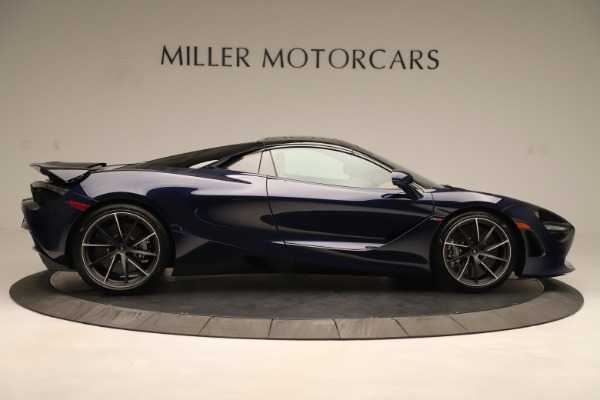 New 2020 McLaren 720S Spider for sale $372,250 at Maserati of Westport in Westport CT 06880 23
