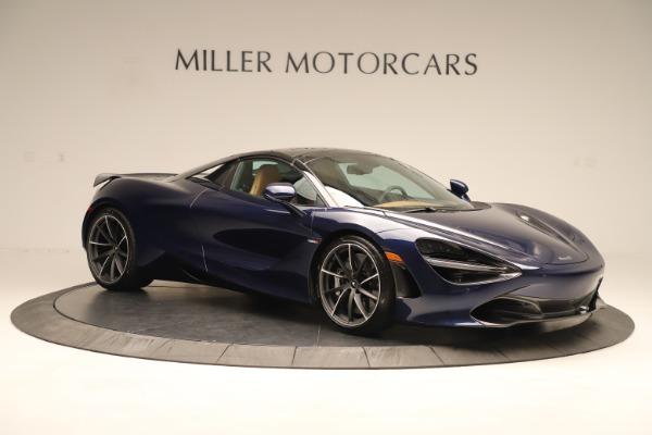 New 2020 McLaren 720S Spider Convertible for sale $372,250 at Maserati of Westport in Westport CT 06880 24