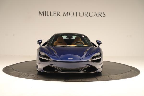 New 2020 McLaren 720S Spider Convertible for sale $372,250 at Maserati of Westport in Westport CT 06880 25