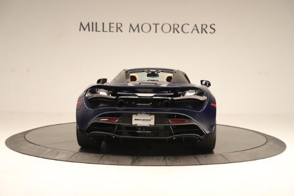 New 2020 McLaren 720S Spider Convertible for sale $372,250 at Maserati of Westport in Westport CT 06880 26