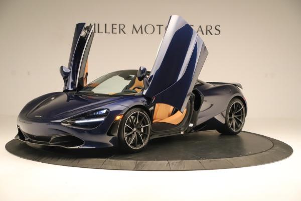 New 2020 McLaren 720S Spider Convertible for sale $372,250 at Maserati of Westport in Westport CT 06880 28
