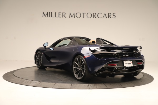 New 2020 McLaren 720S Spider Luxury for sale $372,250 at Maserati of Westport in Westport CT 06880 3