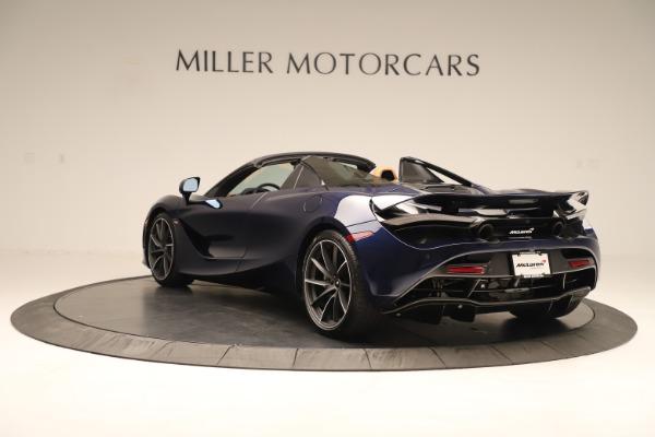 New 2020 McLaren 720S Spider for sale $372,250 at Maserati of Westport in Westport CT 06880 3