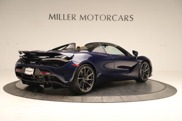 New 2020 McLaren 720S Spider Convertible for sale $372,250 at Maserati of Westport in Westport CT 06880 4