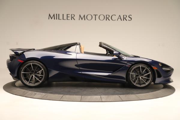 New 2020 McLaren 720S Spider for sale $372,250 at Maserati of Westport in Westport CT 06880 5