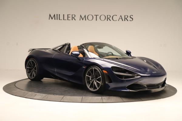 New 2020 McLaren 720S Spider Convertible for sale $372,250 at Maserati of Westport in Westport CT 06880 6