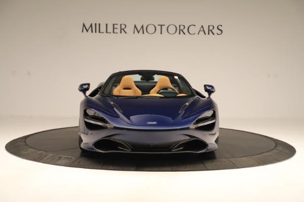 New 2020 McLaren 720S Spider Convertible for sale $372,250 at Maserati of Westport in Westport CT 06880 7