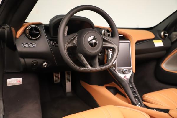 New 2020 McLaren 720S Spider Convertible for sale $372,250 at Maserati of Westport in Westport CT 06880 8